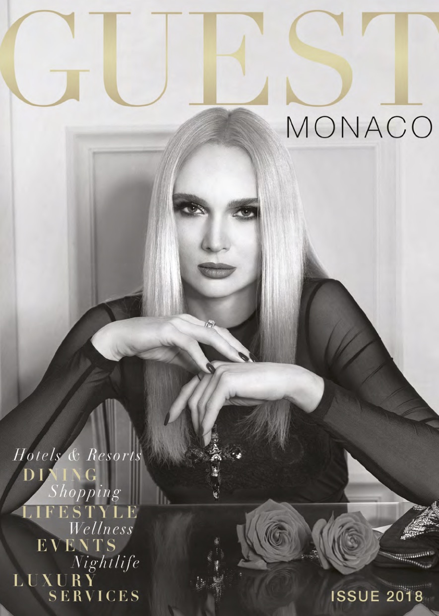 Guest Magazine – The Luxury City Guide to the Principality of Monaco | Hotels and resorts, dining, wellness, nightlife and services: the most important address book in Monte-Carlo